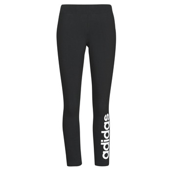 Textiel Dames Leggings adidas Performance W E LIN TIGHT Zwart