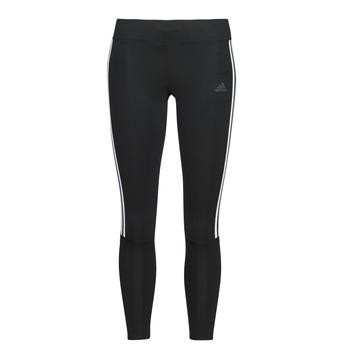 Textiel Dames Leggings adidas Performance RUN IT TGT W Zwart