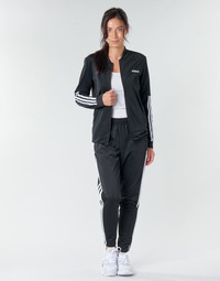 Textiel Dames Trainingspakken adidas Performance WTS BACK2BAS 3S Zwart