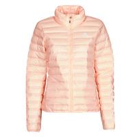 Textiel Dames Dons gevoerde jassen adidas Performance W Varilite J Brume / Koraal