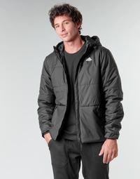 Textiel Heren Dons gevoerde jassen adidas Performance BSC HOOD INS J Zwart