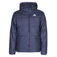 Textiel Heren Dons gevoerde jassen adidas Performance BSC HOOD INS J Inkt / Légende