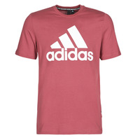 Textiel Heren T-shirts korte mouwen adidas Performance MH BOS Tee Rood / Heritage