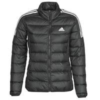 Textiel Dames Dons gevoerde jassen adidas Performance W ESS DOWN JKT Zwart