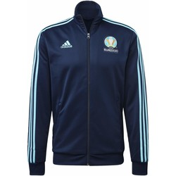 Textiel Heren Trainings jassen adidas Originals Official Emblem Trainingsjack Blauw