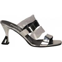 Schoenen Dames Sandalen / Open schoenen Pollini Silver POLLINI SE54 argento