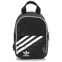 Tassen Dames Rugzakken adidas Originals BP MINI Zwart