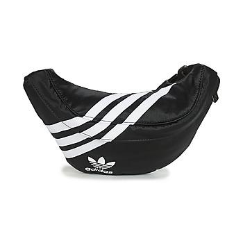 Tassen Heuptassen adidas Originals WAISTBAG NYLON Zwart