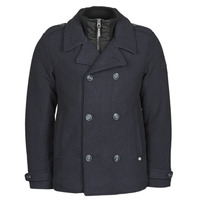 Textiel Heren Mantel jassen Petrol Industries JACKET WOOL Marine