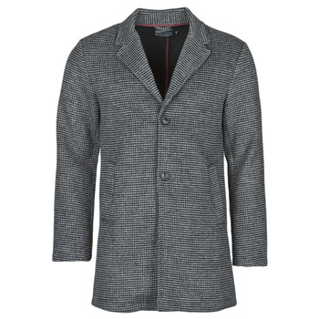 Textiel Heren Mantel jassen Petrol Industries JACKET WOOL Grijs