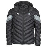 Textiel Heren Dons gevoerde jassen Puma BMW MMS MCS PACKLITE JACKET Zwart