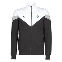 Textiel Heren Wind jackets Puma BMW MMS MCS SWEAT JACKET Zwart