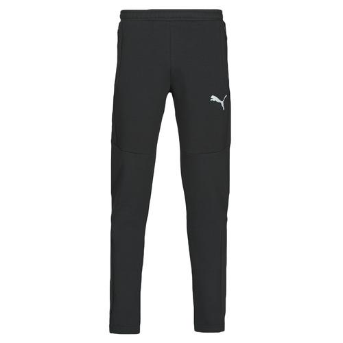 Textiel Heren Trainingsbroeken Puma EVOSTRIPE PANTS Zwart
