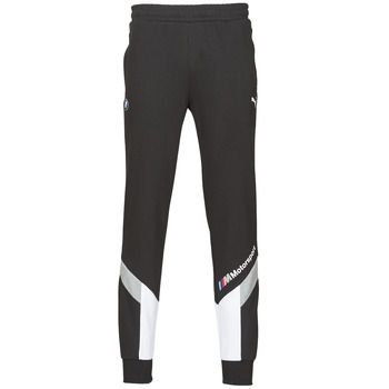 Textiel Heren Trainingsbroeken Puma BMW MMS MCS SWEAT PANTS SLIM FIT Zwart