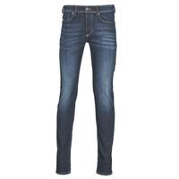 Textiel Heren Skinny Jeans Diesel SLEENKER Blauw