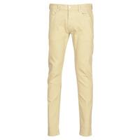 Textiel Heren Skinny jeans Diesel D-LUSTER Beige