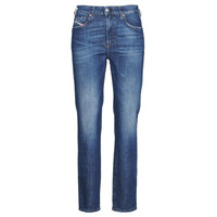 Textiel Dames Straight jeans Diesel JOY Blauw