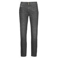 Textiel Dames Straight jeans Diesel D-JOY Gris009jv