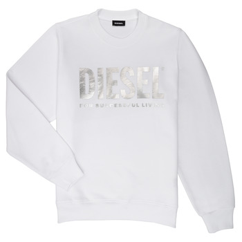 Textiel Meisjes Sweaters / Sweatshirts Diesel SANGWX Wit
