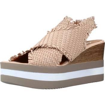 Schoenen Dames Sandalen / Open schoenen Alpe 4749 Beige