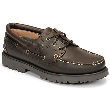 Schoenen Heren Bootschoenen Aigle TARMAC Bruin
