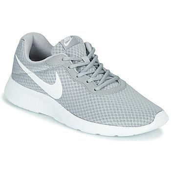 Schoenen Heren Lage sneakers Nike TANJUN Grijs / Wit