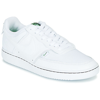 Schoenen Dames Lage sneakers Nike COURT VISION LOW PREM Wit
