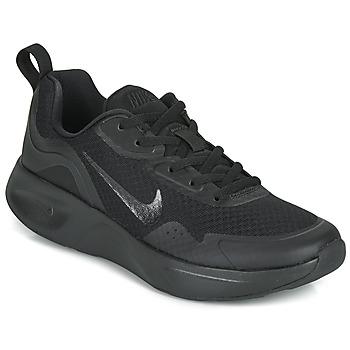 Schoenen Dames Lage sneakers Nike WEARALLDAY Zwart