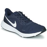 Schoenen Heren Running / trail Nike REVOLUTION 5 Blauw