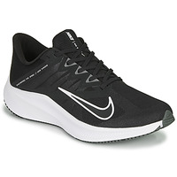 Schoenen Heren Running / trail Nike QUEST 3 Zwart / Wit