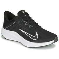 Schoenen Heren Running / trail Nike QUEST 3 Zwart / Wit