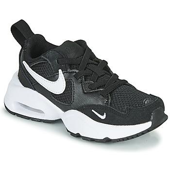 Schoenen Kinderen Lage sneakers Nike AIR MAX FUSION PS Zwart / Wit