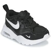 Schoenen Kinderen Lage sneakers Nike AIR MAX FUSION TD Zwart / Wit