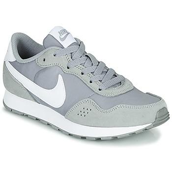 Schoenen Kinderen Lage sneakers Nike MD VALIANT GS Grijs / Wit