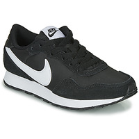Schoenen Kinderen Lage sneakers Nike MD VALIANT GS Zwart / Wit