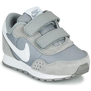 Schoenen Kinderen Lage sneakers Nike MD VALAINT TD Grijs / Wit