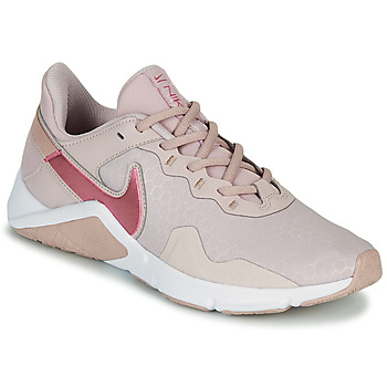 Schoenen Dames Allround Nike Legend Essential 2 Beige / Roze