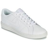 Schoenen Heren Lage sneakers Nike COURT ROYALE 2 LOW Wit