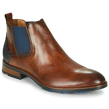 Schoenen Heren Laarzen Lloyd  Cognac