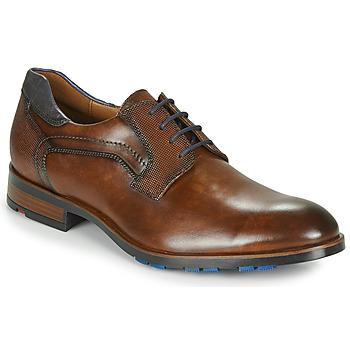 Schoenen Heren Derby Lloyd  Bruin