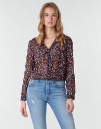 Textiel Dames Tops / Blousjes One Step FR12041 Zwart