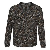 Textiel Dames Tops / Blousjes One Step FR11161 Zwart