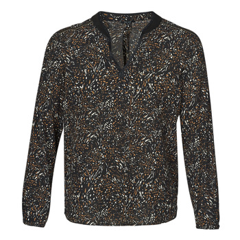 Textiel Dames Tops / Blousjes One Step FR11161 Zwart