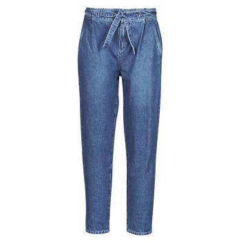 Textiel Dames 5 zakken broeken One Step FR29091_46 Blauw