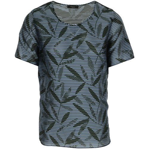 Textiel Dames T-shirts korte mouwen Paul Smith Womens top Zwart