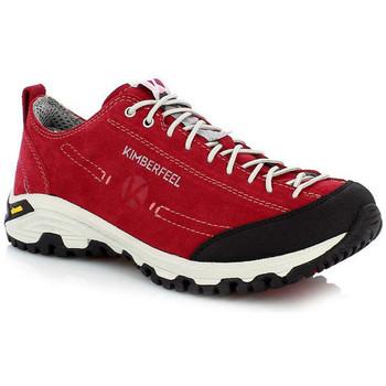 Schoenen Dames Lage sneakers Kimberfeel CHOGORI Roze