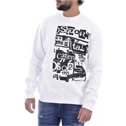 Textiel Heren Sweaters / Sweatshirts Dsquared S74GU0305 Wit