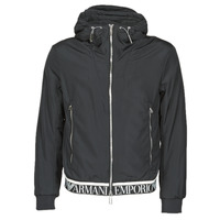 Textiel Heren Wind jackets Emporio Armani 6H1BL6 Zwart
