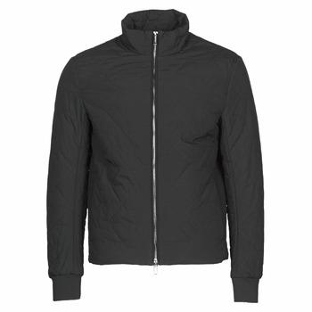 Textiel Heren Wind jackets Emporio Armani 6H1BF4 Zwart