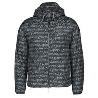 Textiel Heren Wind jackets Emporio Armani 6H1BN6 Zwart